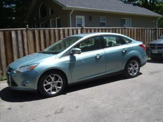 Used 2012 Ford Focus SEL for sale in Fenelon Falls, ON