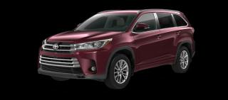New 2018 Toyota Highlander XLE for sale in Renfrew, ON
