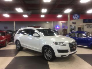 Used 2015 Audi Q7 3.0T PROGRESSIVE 7 PASSENGERS NAVIGATION 79K for sale in North York, ON