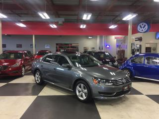 Used 2015 Volkswagen Passat 1.8 TSI COMFORTLINE AUT0 LEATHER SUNROOF 74K for sale in North York, ON