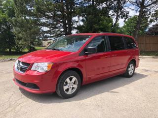 Used 2012 Dodge Grand Caravan SXT - DVD - NAVIGATION - BCAK UP CAM - REAR AIR for sale in Aurora, ON