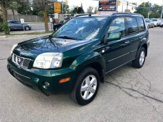 Used 2005 Nissan X-Trail SE for sale in Mississauga, ON
