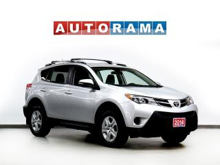 Used 2014 Toyota RAV4 4WD BACKUP CAM for sale in North York, ON