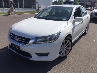 Used 2014 Honda Accord Touring,Rear camera,leather,rims for sale in Toronto, ON