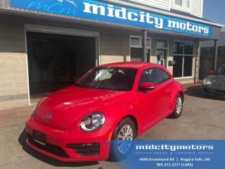 Used 2017 Volkswagen Beetle Trendline/ Backup cam/ Bluetooth/ Heated seats for sale in Niagara Falls, ON