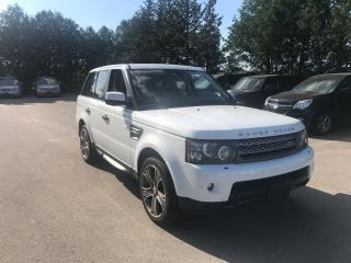 Used 2011 Land Rover Range Rover Sport SC plus $200 for sale in Waterloo, ON