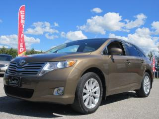 Used 2010 Toyota Venza LOCAL CAR / ACCIDENT FREE for sale in Newmarket, ON