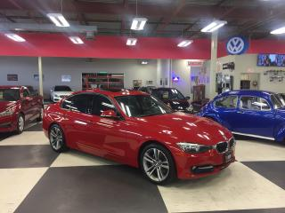 Used 2014 BMW 320i XDRIVE AUT0 SPORT PACKAGE LEATHER SUNROOF 72K for sale in North York, ON