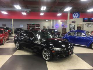 Used 2014 BMW 320i 320I XDRIVE AUT0 SPORT PACKAGE LEATHER SUNROOF 85K for sale in North York, ON