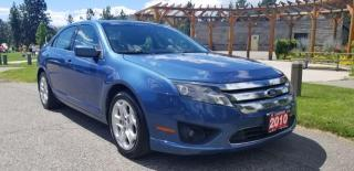 Used 2010 Ford Fusion SE for sale in West Kelowna, BC