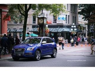 Used 2015 Audi SQ5 Technik for sale in Vancouver, BC