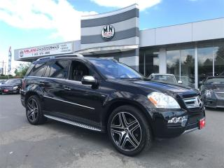 Used 2010 Mercedes-Benz GL-Class GL350 BlueTec Diesel Only 123,000Km for sale in Langley, BC