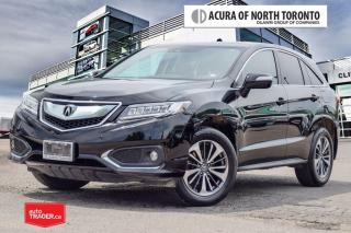 Used 2016 Acura RDX Elite at Accident Free| Remote Start|Navigation for sale in Thornhill, ON