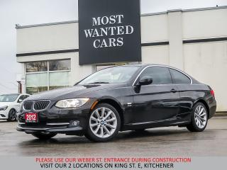 Used 2012 BMW 335i xDrive | *COUPE* | TURBO | HIFI SOUND for sale in Kitchener, ON