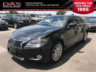 Used 2013 Lexus GS 350 AWD NAVIGATION/LEATHER/SUNROOF for sale in North York, ON