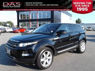 Used 2013 Land Rover Evoque Pure NAVIGATION/PANORAMIC ROOF/LOADED for sale in North York, ON