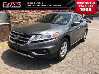 Used 2013 Honda Accord Crosstour EX PREMIUM SUNROOF/LOADED for sale in North York, ON