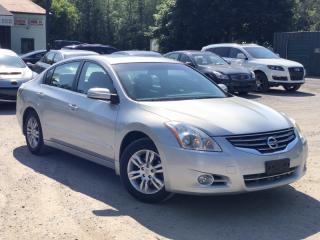 Used 2010 Nissan Altima LOW KMS 2.5 SL Leather Sunroof Bose Audio for sale in Newmarket, ON