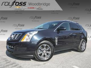 Used 2014 Cadillac SRX BOSE, SUNROOF, BACKUP CAM for sale in Woodbridge, ON