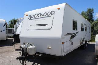 Used 2008 Forest River Rockwood 2701 - for sale in Whitby, ON