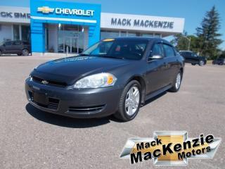 Used 2009 Chevrolet Impala LT for sale in Renfrew, ON