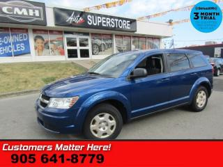 Used 2010 Dodge Journey SE  AS IS (UNCERTIFIED) AS TRADED IN for sale in St Catharines, ON