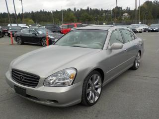 Used 2002 Infiniti Q45 Base for sale in Burnaby, BC