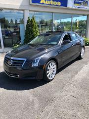 Used 2014 Cadillac ATS for sale in Thetford Mines, QC