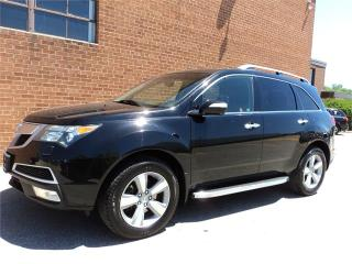 Used 2012 Acura MDX MDX BASE 7 PASSENGER SAFETY WARRANTY INCL for sale in Oakville, ON