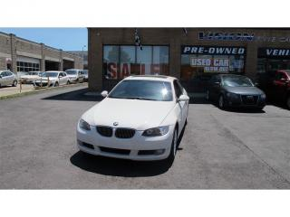 Used 2009 BMW 328 i xDrive/SUNROOF/LEATHER for sale in North York, ON