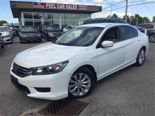 Used 2013 Honda Accord Sedan LX for sale in Mississauga, ON