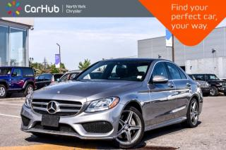 Used 2015 Mercedes-Benz C-Class C 300 4Matic|Pano_Sunroof|Keyless_Entry|Nav|Backup_Cam for sale in Thornhill, ON