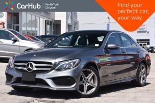 Used 2017 Mercedes-Benz C-Class C 300 4Matic|Pano_Sunroof|Nav|Backup_Cam|BlindSpot for sale in Thornhill, ON
