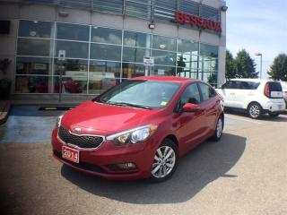 Used 2014 Kia Forte LX Plus AT for sale in Pickering, ON