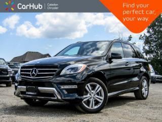 Used 2015 Mercedes-Benz ML-Class ML 350 BlueTEC|4Matic|Navi|Pano Sunroof|Backup Cam|Bluetooth|19