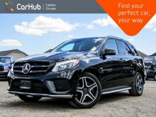 Used 2017 Mercedes-Benz GLE AMG GLE 43|AWD|Navi|Pano Sunroof|Backup Cam|Bluetooth|Leather|20