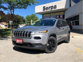 Used 2017 Jeep Cherokee Sport for sale in Toronto, ON