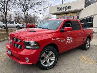 Used 2017 RAM 1500 SPORT for sale in Toronto, ON