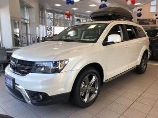 Used 2017 Dodge Journey Crossroad for sale in Scarborough, ON