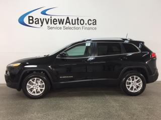 Used 2017 Jeep Cherokee North - 4x4! ALLOYS! A/C! BLUETOOTH! PWR GROUP! CRUISE! for sale in Belleville, ON