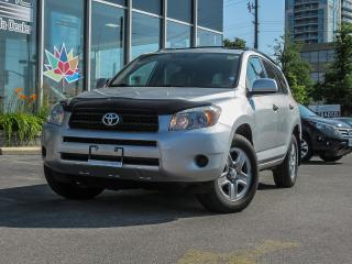 Used 2008 Toyota RAV4 4WD LOADED LOW KM for sale in Scarborough, ON