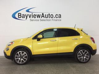 Used 2017 Fiat 500X Trekking - ALLOYS! REM START! SUNROOF! REVERSE CAM! U-CONNECT! for sale in Belleville, ON
