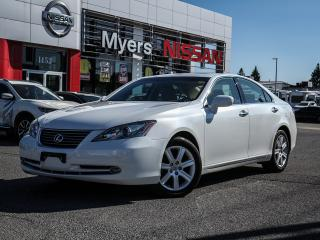 Used 2008 Lexus ES 350 LEATHER for sale in Orleans, ON