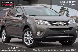 Used 2013 Toyota RAV4 LIMITED  for sale in Pickering, ON