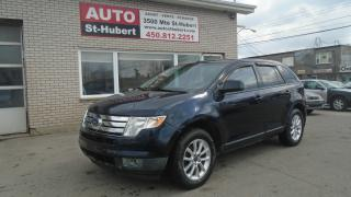 Used 2010 Ford Edge SEL AWD for sale in Saint-hubert, QC