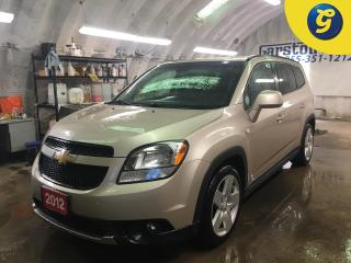 Used 2012 Chevrolet Orlando LT*PHONE CONNECT*7 PASSENGER*HEATED FRONT SEATS*FOG LIGHTS*KEYLESS ENTRY*POWER WINDOWS/LOCKS/MIRRORS*CLIMATE CONTROL* for sale in Cambridge, ON