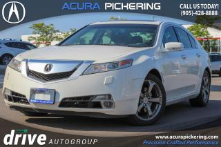 Used 2011 Acura TL BASE for sale in Pickering, ON