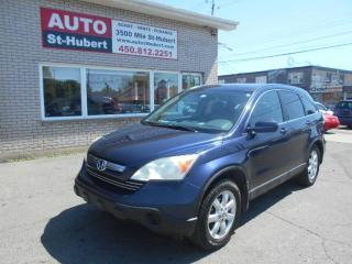 Used 2007 Honda CR-V EX-L / AWD / CUIR / TOIT for sale in Saint-hubert, QC