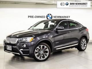 Used 2015 BMW X4 xDrive28i for sale in Newmarket, ON