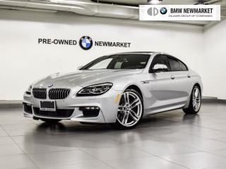 Used 2016 BMW 6 Series 640i xDrive Gran Coupe for sale in Newmarket, ON